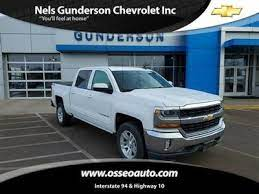 Cars For Sale At Nels Gunderson Chevrolet In Osseo Wi Auto Com