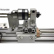 diy wood lathe mini lathe machine tool polisher table saw for polishing cutting metal mini