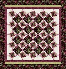 ROSE APPLE COTTAGE BURGUNDY Queen Size Complete Quilt Kit | show ... & ROSE APPLE COTTAGE BURGUNDY Queen Size Complete Quilt Kit Adamdwight.com