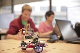 Mechanical Engineering Robots In Revitalized Robotics Course Learning Is Far From
