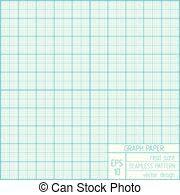 Graph Paper Cyan Color Seamless Pattern Graph Paper Cyan