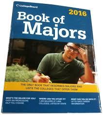amazon com book of majors 2016 college board book of majors amazon com book of majors 2016 college board book of majors 9781457304248 the college board books