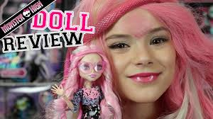 monster high viperine gorgon doll review kittiesmama