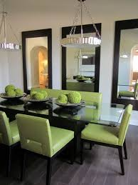 mirror for dining room wall. Love Mirrors So This Is Great When U Put 3 Large Ones TogetherPlus The Chairs Are TooWhole Room Great. Mirror For Dining Wall