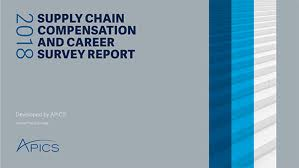 Salary Report Apics Salary Survey Confirms Supply Chain Managements Rising