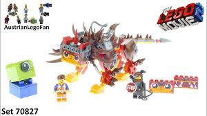 <b>Lego Movie</b> 2 <b>70827</b> Ultrakatty & Warrior Lucy! - <b>Lego</b> Speed Build ...