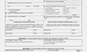 Direct Deposit Authorization Form Magnificent Free Standard Direct Deposit Authorization Form Federal 44A