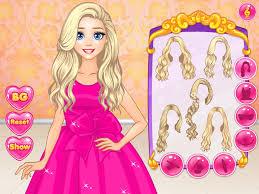 the most beautiful princess rapunzel barbie game barbie doll beauty games free kids games screenshot