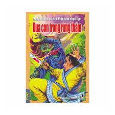 Truyện Tranh Cổ Tích Việt Nam Chọn Lọc - Đứa Con Trong Rừng Thẳm ...