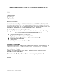 Business Letter Format For Termination Save Sample Termination ...