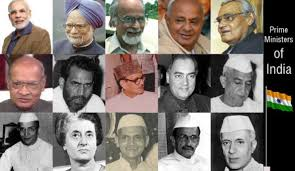 List Of Prime Ministers Of India From 1947 To 2019 With