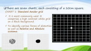 Types Of Amsler Grid Chart Amsler Grid And Color Vision Chart