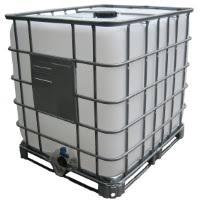 plastic ibc totes. Interesting Plastic 275 Gallon Caged IBC Tote Houston And Plastic Ibc Totes H