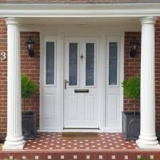 entry doors with side panels. UPVC Panel Doors Entry With Side Panels
