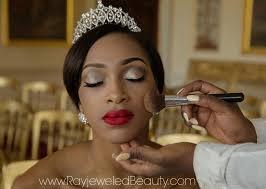 bridal makeup for black women off 73