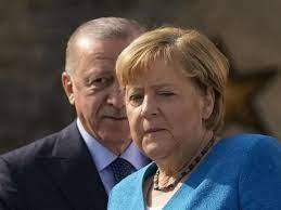 Türkei: Treffen unter Freunden? Merkels Abschiedsbesuch bei Erdogan -  Politik - Stuttgarter Nachrichten