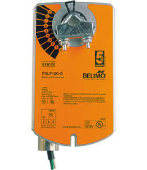 belimo damper actuators fire and smoke damper actuators
