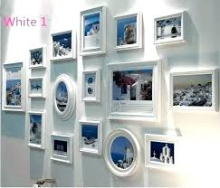 wall photo frames design ideas white collage wall picture frames gallery wall frames set hot s wooden photo frame wall decor
