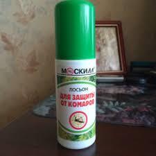 Отзывы о <b>Лосьон для защиты</b> от комаров Москилл