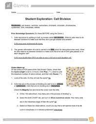 All books are in clear copy here, and all files are source 2: Cell Division Se Answers Studocu