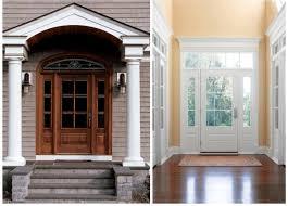 Coral Front Door Architectural Door And Architectural Front Doors The Pop Of Coral