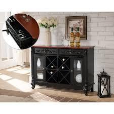 Wine Storage Cabinet Awesome Black Walnut Wood Contemporary Wine
