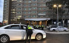 Read 3 articles daily and stand to win st rewards, including the st news tablet worth $398. Covid 19 Melbourne Public Housing Towers Under Lockdown Rnz News