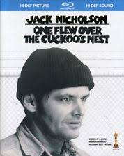 one flew over the cuckoos nest book  one flew over the cuckoo s nest digi book p blu ray used like