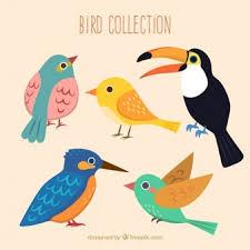 cute bird silhouette vector. Exellent Vector Cute Birds Collection For Bird Silhouette Vector B