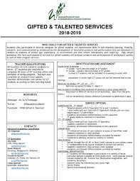 waxahachie isd gifted and talented services 2018 2019