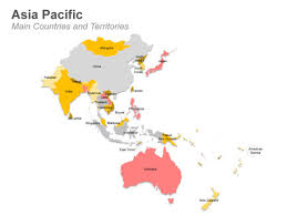 asia pacific map with countries and territories Map Asia Test asia pacific map with countries and territories fully editable powerpoint slide test scoop map of asia test