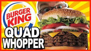 burger king secret menu item quad