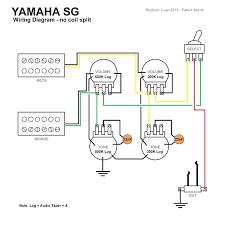 wiring diagram for yamaha electric guitar powerking co guitar wiring mods at Wiring Diagram Guitar