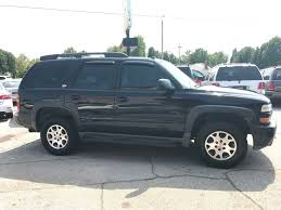 2004 Used Chevrolet Tahoe 4dr 1500 4WD Z71 at Best Choice Motors ...