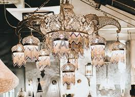 moroccan chandelier by tazi designs