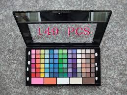 mac eyeshadow 149 colors palette matte neutral eyes makeup kit