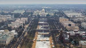 trump inauguration crowd size fox national park service inauguration photos challenge trumps crowd