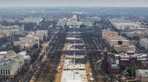 trump inauguration crowd size fox national park service inauguration photos challenge trumps crowd