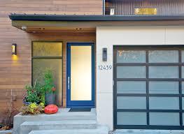 industrial metal door entry contemporary with glass garage door frosted glass front door wood exterior