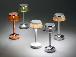 flos bon jour unplugged table lamp