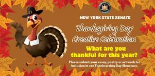 attention sixth grade students it s time for senator martins  it s time once again for the senator jack martins thanksgiving essay contest open to all sixth grade students who reside in the 7th senate district