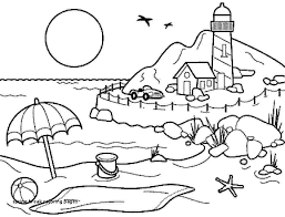 25 Spring Break Coloring Pages Coloring Pages