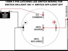 19mm led latching switch wiring diagram 19mm led latching switch wiring diagram