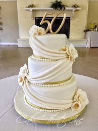 Simple 50th Wedding Anniversary Cakes B98 In Pictures Selection M17