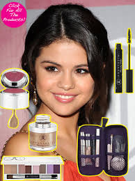 beauty scoop get selena gomez gorgeous makeup look from the golden globes