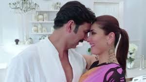 Kareena Kapoor Blouse Design In Gabbar Is Back Teri Meri Kahaani Lyrics Gabbar Is Back Kareena Kapoor