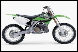 kawasaki 250cc dirt bike acculength