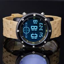 aliexpress com buy infantry mens watches led digital sports aliexpress com buy infantry mens watches led digital sports watches for men 2017 relojes chronograph day date alarm rubber strap orologi uomo from
