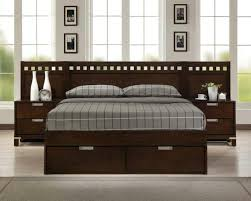 King Size Bed Frame With Storage Drawers — Bearpath Acres : King ...