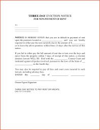 sample eviction notice others template eviction notice template eviction notice template